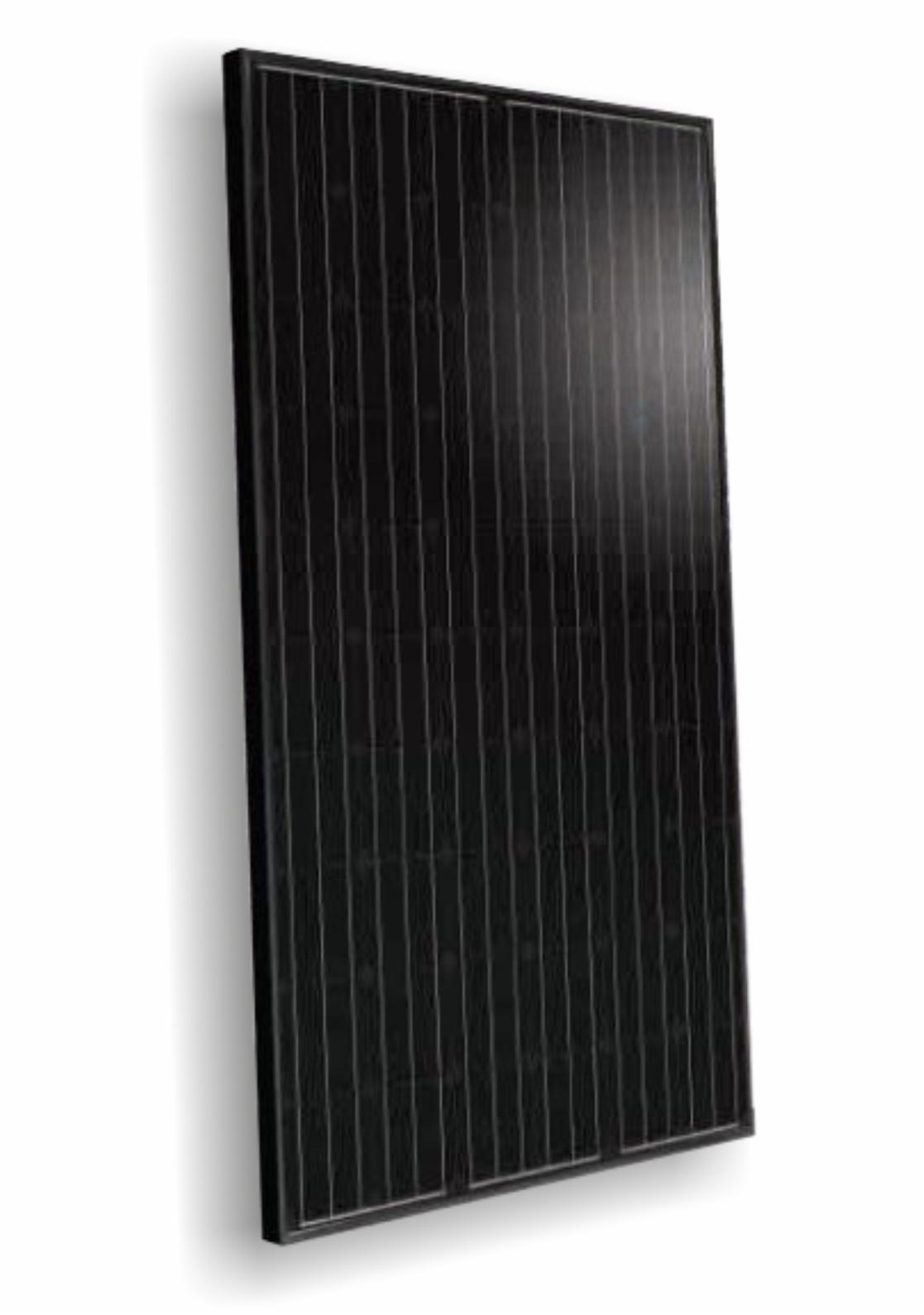 AUO BenQ  290 Wp monokrystalický celočerný solární panel